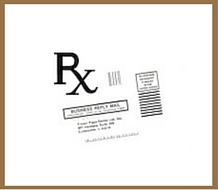rx mailing label image